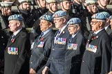 March Past, Remembrance Sunday at the Cenotaph 2016: B08 Army Air Corps Veterans Association. Cenotaph, Whitehall, London SW1, London, Greater London, United Kingdom, on 13 November 2016 at 12:47, image #424