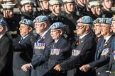 March Past, Remembrance Sunday at the Cenotaph 2016: B08 Army Air Corps Veterans Association. Cenotaph, Whitehall, London SW1, London, Greater London, United Kingdom, on 13 November 2016 at 12:47, image #425