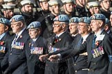 March Past, Remembrance Sunday at the Cenotaph 2016: B08 Army Air Corps Veterans Association. Cenotaph, Whitehall, London SW1, London, Greater London, United Kingdom, on 13 November 2016 at 12:47, image #426