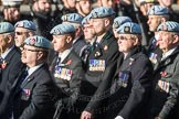 March Past, Remembrance Sunday at the Cenotaph 2016: B08 Army Air Corps Veterans Association. Cenotaph, Whitehall, London SW1, London, Greater London, United Kingdom, on 13 November 2016 at 12:47, image #429