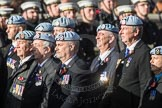 March Past, Remembrance Sunday at the Cenotaph 2016: B08 Army Air Corps Veterans Association. Cenotaph, Whitehall, London SW1, London, Greater London, United Kingdom, on 13 November 2016 at 12:47, image #432