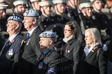 March Past, Remembrance Sunday at the Cenotaph 2016: B08 Army Air Corps Veterans Association. Cenotaph, Whitehall, London SW1, London, Greater London, United Kingdom, on 13 November 2016 at 12:47, image #434