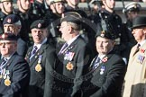 March Past, Remembrance Sunday at the Cenotaph 2016: B09 Royal Army Service Corps & Royal Corps of Transport Association (RASC). Cenotaph, Whitehall, London SW1, London, Greater London, United Kingdom, on 13 November 2016 at 12:47, image #455