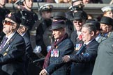 March Past, Remembrance Sunday at the Cenotaph 2016: B11 Army Catering Corps Association. Cenotaph, Whitehall, London SW1, London, Greater London, United Kingdom, on 13 November 2016 at 12:47, image #464