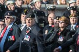 March Past, Remembrance Sunday at the Cenotaph 2016: B12 Royal Pioneer Corps Association. Cenotaph, Whitehall, London SW1, London, Greater London, United Kingdom, on 13 November 2016 at 12:47, image #469