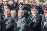 March Past, Remembrance Sunday at the Cenotaph 2016: B12 Royal Pioneer Corps Association. Cenotaph, Whitehall, London SW1, London, Greater London, United Kingdom, on 13 November 2016 at 12:47, image #475