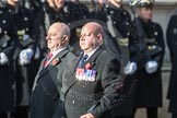 March Past, Remembrance Sunday at the Cenotaph 2016: B12 Royal Pioneer Corps Association. Cenotaph, Whitehall, London SW1, London, Greater London, United Kingdom, on 13 November 2016 at 12:47, image #479