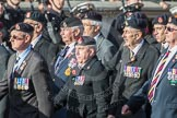 March Past, Remembrance Sunday at the Cenotaph 2016: B13 Royal Army Medical Corps Association. Cenotaph, Whitehall, London SW1, London, Greater London, United Kingdom, on 13 November 2016 at 12:48, image #512