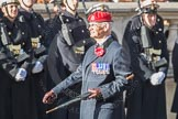 March Past, Remembrance Sunday at the Cenotaph 2016: B14 Royal Military Police Association. Cenotaph, Whitehall, London SW1, London, Greater London, United Kingdom, on 13 November 2016 at 12:48, image #517
