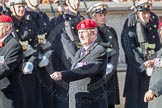 March Past, Remembrance Sunday at the Cenotaph 2016: B14 Royal Military Police Association. Cenotaph, Whitehall, London SW1, London, Greater London, United Kingdom, on 13 November 2016 at 12:48, image #520