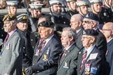 March Past, Remembrance Sunday at the Cenotaph 2016: B16 Royal Army Pay Corps Regimental Association. Cenotaph, Whitehall, London SW1, London, Greater London, United Kingdom, on 13 November 2016 at 12:49, image #547