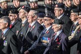 March Past, Remembrance Sunday at the Cenotaph 2016. Cenotaph, Whitehall, London SW1, London, Greater London, United Kingdom, on 13 November 2016 at 12:49, image #552