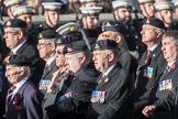 March Past, Remembrance Sunday at the Cenotaph 2016: B16 Royal Army Pay Corps Regimental Association. Cenotaph, Whitehall, London SW1, London, Greater London, United Kingdom, on 13 November 2016 at 12:49, image #555