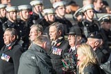 March Past, Remembrance Sunday at the Cenotaph 2016: B18 Royal Army Physical Training Corps. Cenotaph, Whitehall, London SW1, London, Greater London, United Kingdom, on 13 November 2016 at 12:49, image #572