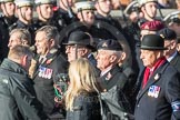 March Past, Remembrance Sunday at the Cenotaph 2016: B18 Royal Army Physical Training Corps. Cenotaph, Whitehall, London SW1, London, Greater London, United Kingdom, on 13 November 2016 at 12:49, image #573
