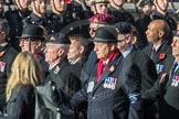 March Past, Remembrance Sunday at the Cenotaph 2016: B18 Royal Army Physical Training Corps. Cenotaph, Whitehall, London SW1, London, Greater London, United Kingdom, on 13 November 2016 at 12:49, image #574