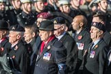 March Past, Remembrance Sunday at the Cenotaph 2016: B18 Royal Army Physical Training Corps. Cenotaph, Whitehall, London SW1, London, Greater London, United Kingdom, on 13 November 2016 at 12:49, image #575