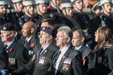 March Past, Remembrance Sunday at the Cenotaph 2016: B18 Royal Army Physical Training Corps. Cenotaph, Whitehall, London SW1, London, Greater London, United Kingdom, on 13 November 2016 at 12:49, image #577
