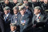 March Past, Remembrance Sunday at the Cenotaph 2016: B19 Royal Scots Dragoon Guards 25 B20 Royal Dragoon Guards. Cenotaph, Whitehall, London SW1, London, Greater London, United Kingdom, on 13 November 2016 at 12:49, image #585