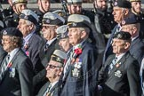 March Past, Remembrance Sunday at the Cenotaph 2016: B24 The Royal Lancers. Cenotaph, Whitehall, London SW1, London, Greater London, United Kingdom, on 13 November 2016 at 12:50, image #647