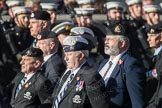 March Past, Remembrance Sunday at the Cenotaph 2016: B24 The Royal Lancers. Cenotaph, Whitehall, London SW1, London, Greater London, United Kingdom, on 13 November 2016 at 12:50, image #648