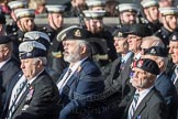 March Past, Remembrance Sunday at the Cenotaph 2016: B24 The Royal Lancers. Cenotaph, Whitehall, London SW1, London, Greater London, United Kingdom, on 13 November 2016 at 12:50, image #649