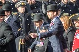 March Past, Remembrance Sunday at the Cenotaph 2016: B25 JLR RAC Old Boys' Association. Cenotaph, Whitehall, London SW1, London, Greater London, United Kingdom, on 13 November 2016 at 12:50, image #657