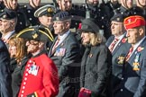 March Past, Remembrance Sunday at the Cenotaph 2016: B25 JLR RAC Old Boys' Association. Cenotaph, Whitehall, London SW1, London, Greater London, United Kingdom, on 13 November 2016 at 12:50, image #659