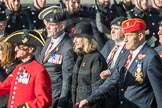 March Past, Remembrance Sunday at the Cenotaph 2016: B25 JLR RAC Old Boys' Association. Cenotaph, Whitehall, London SW1, London, Greater London, United Kingdom, on 13 November 2016 at 12:50, image #660