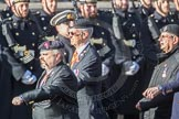 March Past, Remembrance Sunday at the Cenotaph 2016: B25 JLR RAC Old Boys' Association. Cenotaph, Whitehall, London SW1, London, Greater London, United Kingdom, on 13 November 2016 at 12:50, image #666