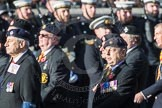 March Past, Remembrance Sunday at the Cenotaph 2016: B25 JLR RAC Old Boys' Association. Cenotaph, Whitehall, London SW1, London, Greater London, United Kingdom, on 13 November 2016 at 12:50, image #669