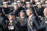March Past, Remembrance Sunday at the Cenotaph 2016: B25 JLR RAC Old Boys' Association. Cenotaph, Whitehall, London SW1, London, Greater London, United Kingdom, on 13 November 2016 at 12:50, image #670