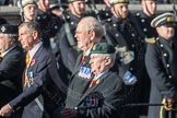 March Past, Remembrance Sunday at the Cenotaph 2016: B25 JLR RAC Old Boys' Association. Cenotaph, Whitehall, London SW1, London, Greater London, United Kingdom, on 13 November 2016 at 12:50, image #671
