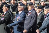 March Past, Remembrance Sunday at the Cenotaph 2016: B26 Beachley Old Boys Association. Cenotaph, Whitehall, London SW1, London, Greater London, United Kingdom, on 13 November 2016 at 12:50, image #674
