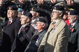 March Past, Remembrance Sunday at the Cenotaph 2016: B26 Beachley Old Boys Association. Cenotaph, Whitehall, London SW1, London, Greater London, United Kingdom, on 13 November 2016 at 12:50, image #678