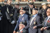 March Past, Remembrance Sunday at the Cenotaph 2016: B27 Arborfield Old Boys Association. Cenotaph, Whitehall, London SW1, London, Greater London, United Kingdom, on 13 November 2016 at 12:51, image #683