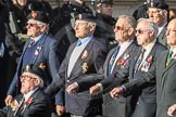 March Past, Remembrance Sunday at the Cenotaph 2016: B27 Arborfield Old Boys Association. Cenotaph, Whitehall, London SW1, London, Greater London, United Kingdom, on 13 November 2016 at 12:51, image #685