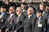 March Past, Remembrance Sunday at the Cenotaph 2016: B27 Arborfield Old Boys Association. Cenotaph, Whitehall, London SW1, London, Greater London, United Kingdom, on 13 November 2016 at 12:51, image #686