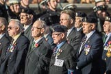 March Past, Remembrance Sunday at the Cenotaph 2016: B27 Arborfield Old Boys Association. Cenotaph, Whitehall, London SW1, London, Greater London, United Kingdom, on 13 November 2016 at 12:51, image #687