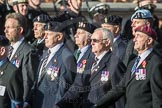 March Past, Remembrance Sunday at the Cenotaph 2016: B27 Arborfield Old Boys Association. Cenotaph, Whitehall, London SW1, London, Greater London, United Kingdom, on 13 November 2016 at 12:51, image #688