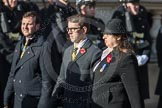 March Past, Remembrance Sunday at the Cenotaph 2016: B29 British Resistance Movement (Coleshill Auxiliary Research Team). Cenotaph, Whitehall, London SW1, London, Greater London, United Kingdom, on 13 November 2016 at 12:51, image #707