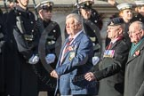 March Past, Remembrance Sunday at the Cenotaph 2016: B30 Allied command in Europe mobile force AMF(L). Cenotaph, Whitehall, London SW1, London, Greater London, United Kingdom, on 13 November 2016 at 12:51, image #708