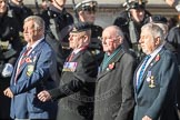 March Past, Remembrance Sunday at the Cenotaph 2016: B30 Allied command in Europe mobile force AMF(L). Cenotaph, Whitehall, London SW1, London, Greater London, United Kingdom, on 13 November 2016 at 12:51, image #710