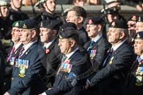 March Past, Remembrance Sunday at the Cenotaph 2016: B30 Allied command in Europe mobile force AMF(L). Cenotaph, Whitehall, London SW1, London, Greater London, United Kingdom, on 13 November 2016 at 12:51, image #713