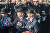 March Past, Remembrance Sunday at the Cenotaph 2016: B31 Household Cavalry. Cenotaph, Whitehall, London SW1, London, Greater London, United Kingdom, on 13 November 2016 at 12:51, image #734