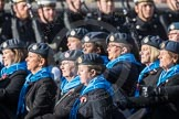 March Past, Remembrance Sunday at the Cenotaph 2016: C01 Royal Air Forces Association. Cenotaph, Whitehall, London SW1, London, Greater London, United Kingdom, on 13 November 2016 at 12:52, image #766