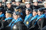 March Past, Remembrance Sunday at the Cenotaph 2016: C01 Royal Air Forces Association. Cenotaph, Whitehall, London SW1, London, Greater London, United Kingdom, on 13 November 2016 at 12:52, image #772