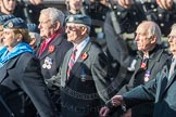 March Past, Remembrance Sunday at the Cenotaph 2016: C01 Royal Air Forces Association. Cenotaph, Whitehall, London SW1, London, Greater London, United Kingdom, on 13 November 2016 at 12:52, image #773