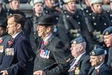 March Past, Remembrance Sunday at the Cenotaph 2016: C02 Royal Air Force Regiment Association. Cenotaph, Whitehall, London SW1, London, Greater London, United Kingdom, on 13 November 2016 at 12:52, image #780