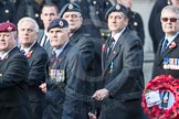 March Past, Remembrance Sunday at the Cenotaph 2016: C03 RAF Survival Equipment Assoc (RAFSE, Squippers). Cenotaph, Whitehall, London SW1, London, Greater London, United Kingdom, on 13 November 2016 at 12:52, image #813